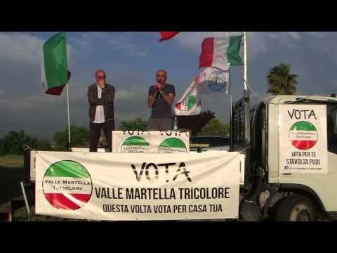 Valle Martella Tricolore 1°parte