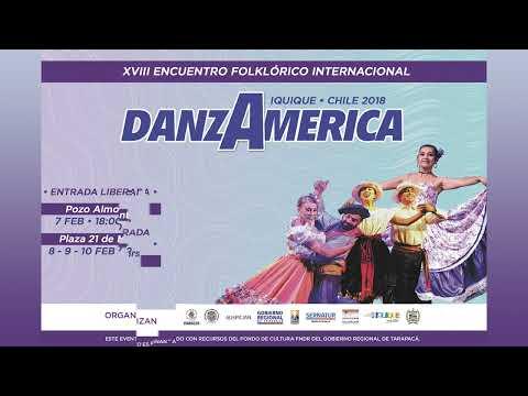 DanzAmerica 2018 - Dia 2