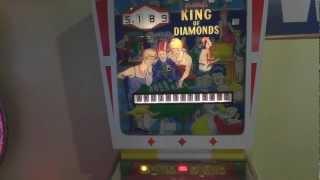 King of Diamonds by Retro Pinball