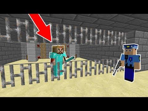 ZENGİN HAPİSHANE ye GİRİYOR! 😱 - Minecraft