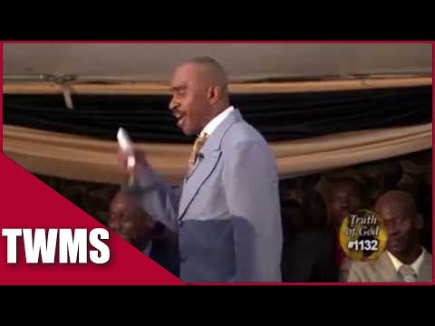 Apostle Gino Jennings - WE'RE LIVING IN THE LAST DAYS - When God appears GRACE STOPS