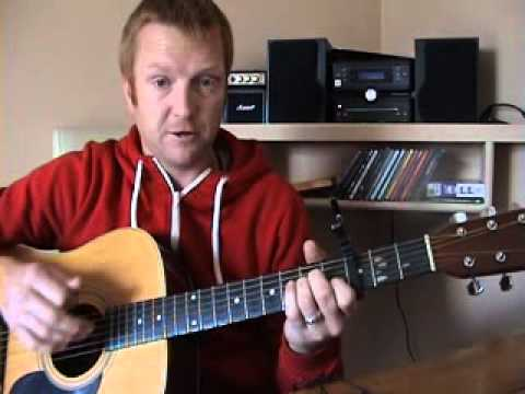 missing you (christy moore) guitar lesson