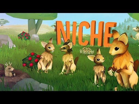 Niche - A Genetics Survival Game - My Kitty Family - Niche Gameplay Part 1