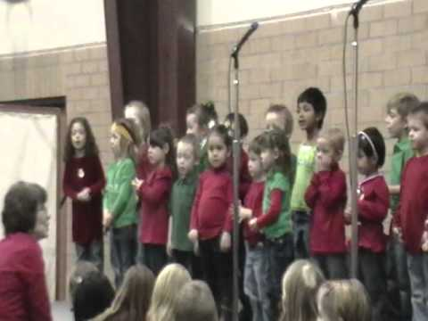 MOV001.MOD  121010  bethlehem lutheran school kids christmas program