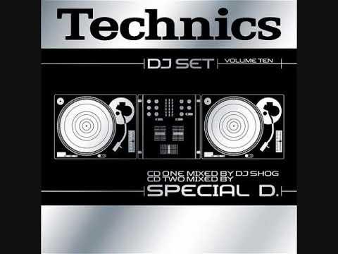 Technics DJ Set Volume Ten - CD2 Mixed By Special D.