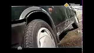 Autocouncils. Pressure in tires. Extreme 4x4  Автосоветы  Давление в шинах