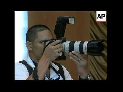 Presser as Thailand's PM hospitalised until Thursday for checkup, file