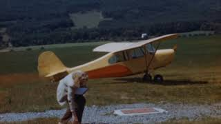 Sherman Lutz and the State College Air Depot