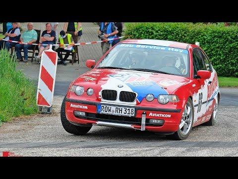 [ONBOARD] Grönegau Rallye 2017 - Alexander Brase - Sarah Nolte - BMW E46 318ti - G18