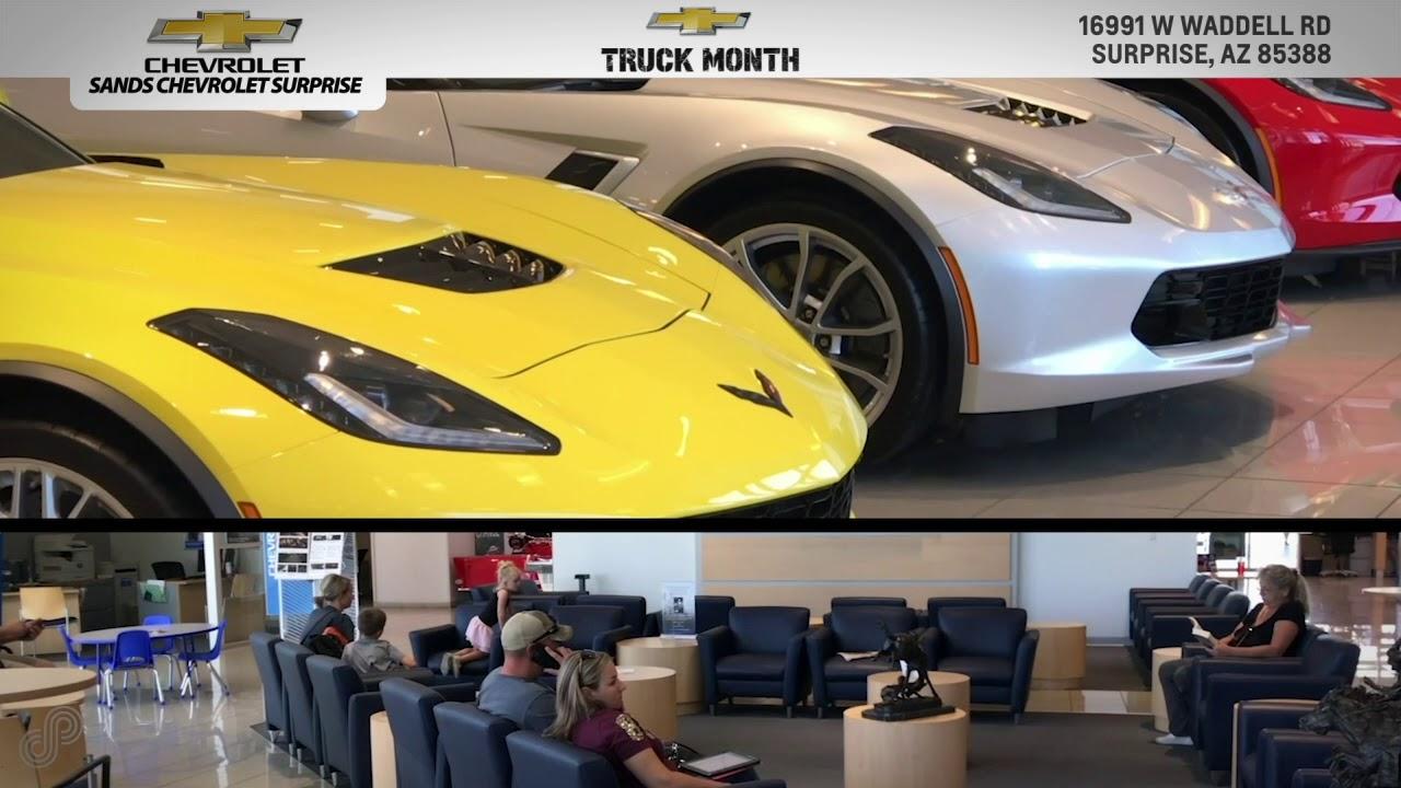 Sands Chevrolet Surprise Az >> 2019 Chevrolet Traverse Offer Sands Chevrolet Surprise March Sp 2