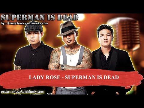LADY ROSE   SUPERMAN IS DEAD Karaoke