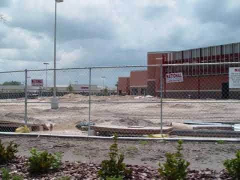 Clearwater Mall Under Construction At Us 19 And Gulf To Bay Sr 60