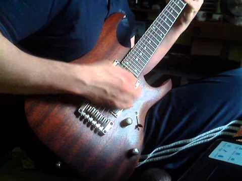 standard B Guitar tuning BEADF?-B