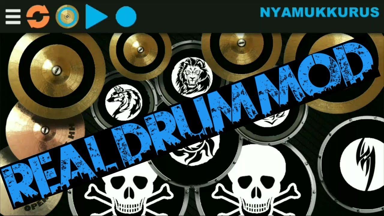 download real drum mod metallica apk