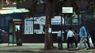 Stamford Hill Haredi Jews react to anti-segregation posters.