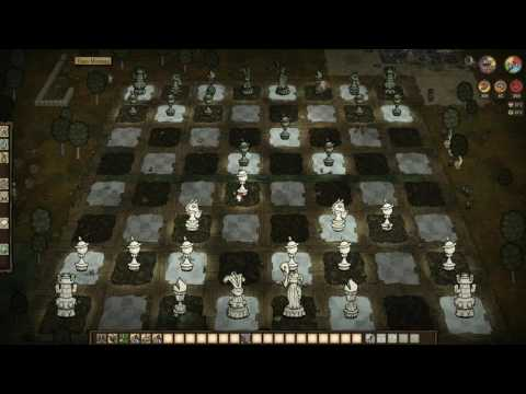 Don't Starve Together: Playing Chess :)