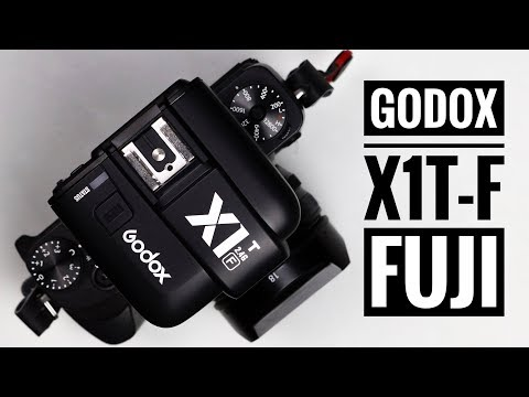 Godox X1T-F TTL Wireless Flash Trigger Transmitter for Fuji X Series