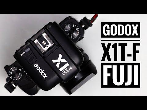 Godox X1T-F TTL Wireless Flash Trigger Transmitter for Fuji X Series