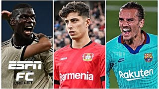 Paul Pogba's U-turn, Kai Havertz's Chelsea future & Antoine Griezmann's new hope | Transfer Talk