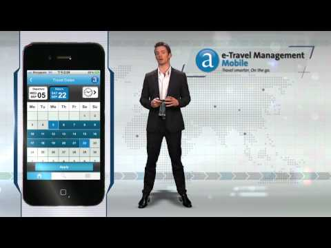 Discovering the world of Amadeus Mobile (Asia Pacific)