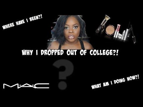 Jamiiiiiiiiie | WHERE HAVE I BEEN? WHY DID I DROP OUT OF COLLEGE & MORE!