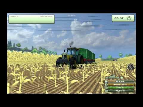Koszenie łąki - Farming Simulator 17 [PLATINUM] | #31 from YouTube · Duration:  14 minutes 38 seconds