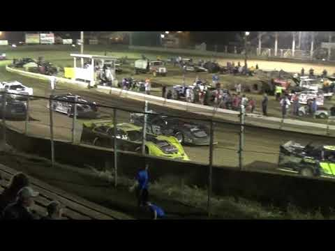 TTG 100 Lm Feature at Belle-Clair Speedway 8-2-19