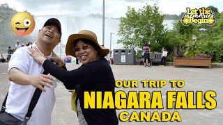 KARONI VLOG Niagara Falls Toronto Canada