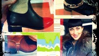 VLOG / Shopping / покупаю сапоги