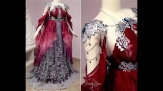 Фантазийные свадебные платья для творческой невесты
