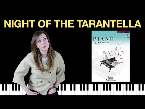 night-of-the-tarantella-(piano-adventures-level-3a-lesson-book)