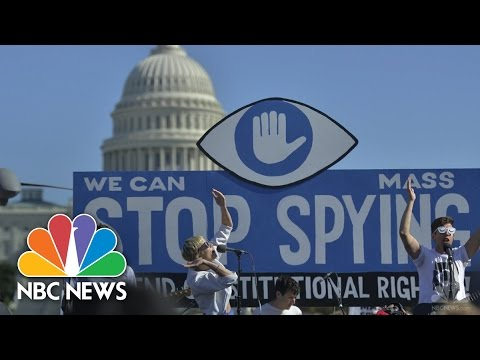 Everything You Need To Know About The Patriot Act | 101 | NBC News