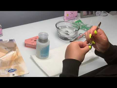 Cleaning and Maintaining Mink Lashes