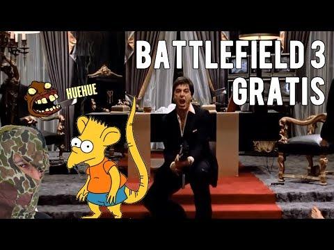 Reacciones de Battlefield 3 Gratis
