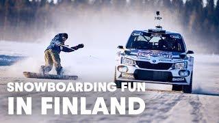 Snowboarding Tricks & Rally Drifts