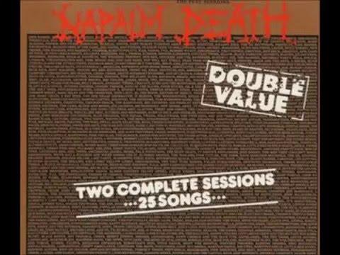 Napalm Death - The Peel Sessions [Full Album]