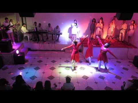 Eu quero ser Santo/Eyshila (Festa dos tabernáculos 2016)