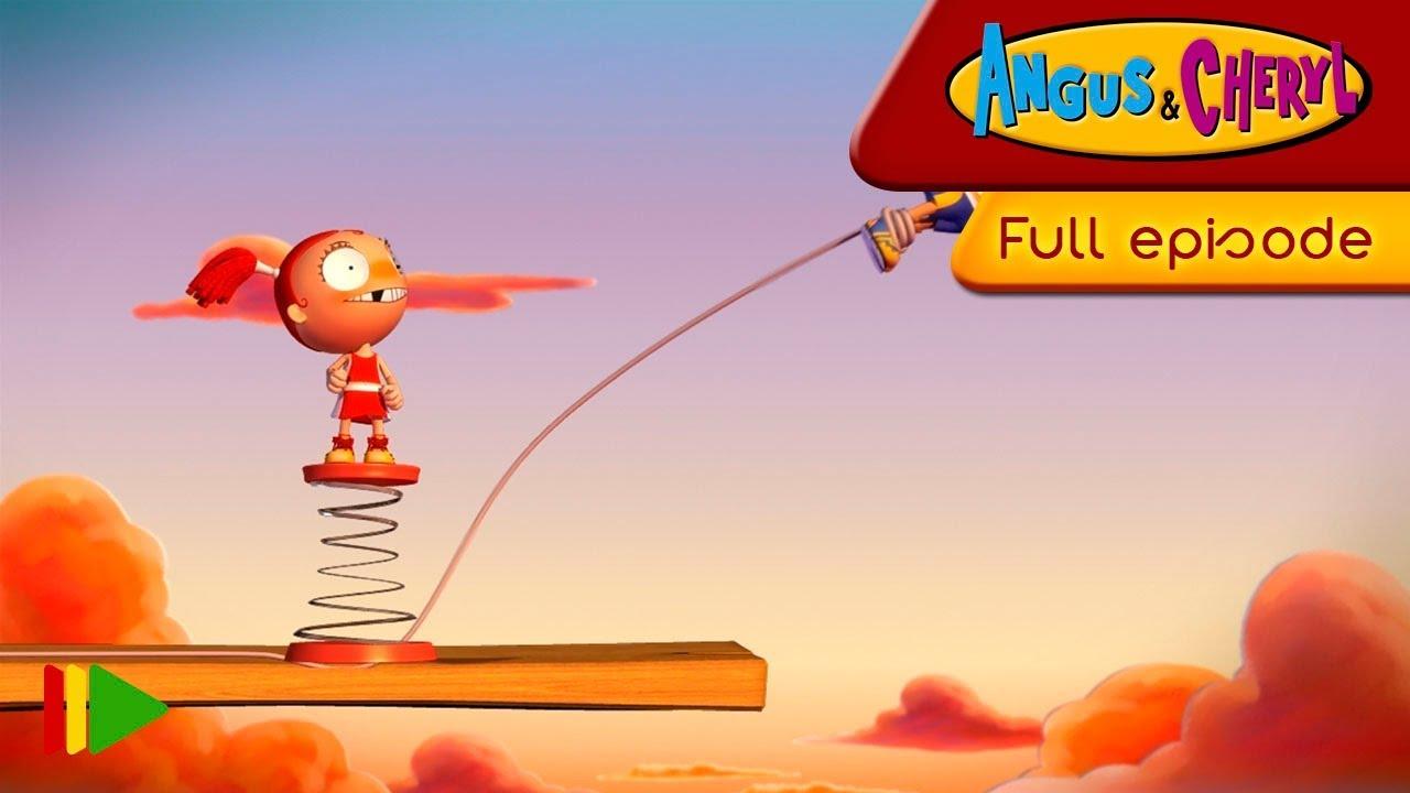 Angus & Cheryl - 29 - Bungee jumping   Full Episode  