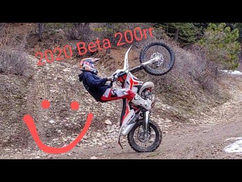 2020 Beta 200rr