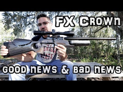FX Crown  25 - FULL REVIEW (RDW) - YouTube
