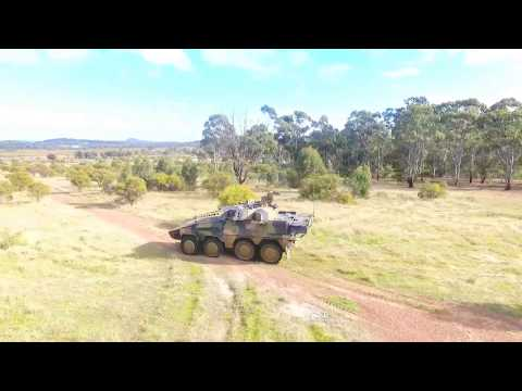 Rheinmetall Defence - Boxer CRV For Australia Land 400 Phase 2 Field Trials [1080p]