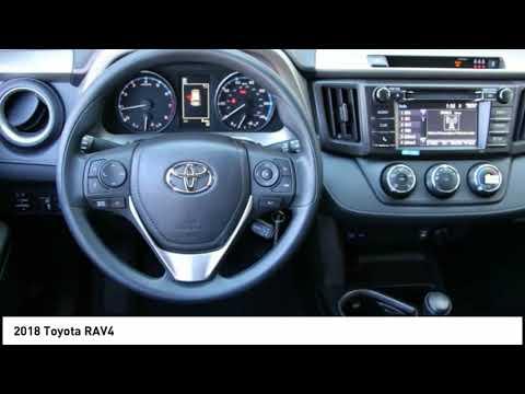 2018 Toyota RAV4 Elk Grove Toyota 119258
