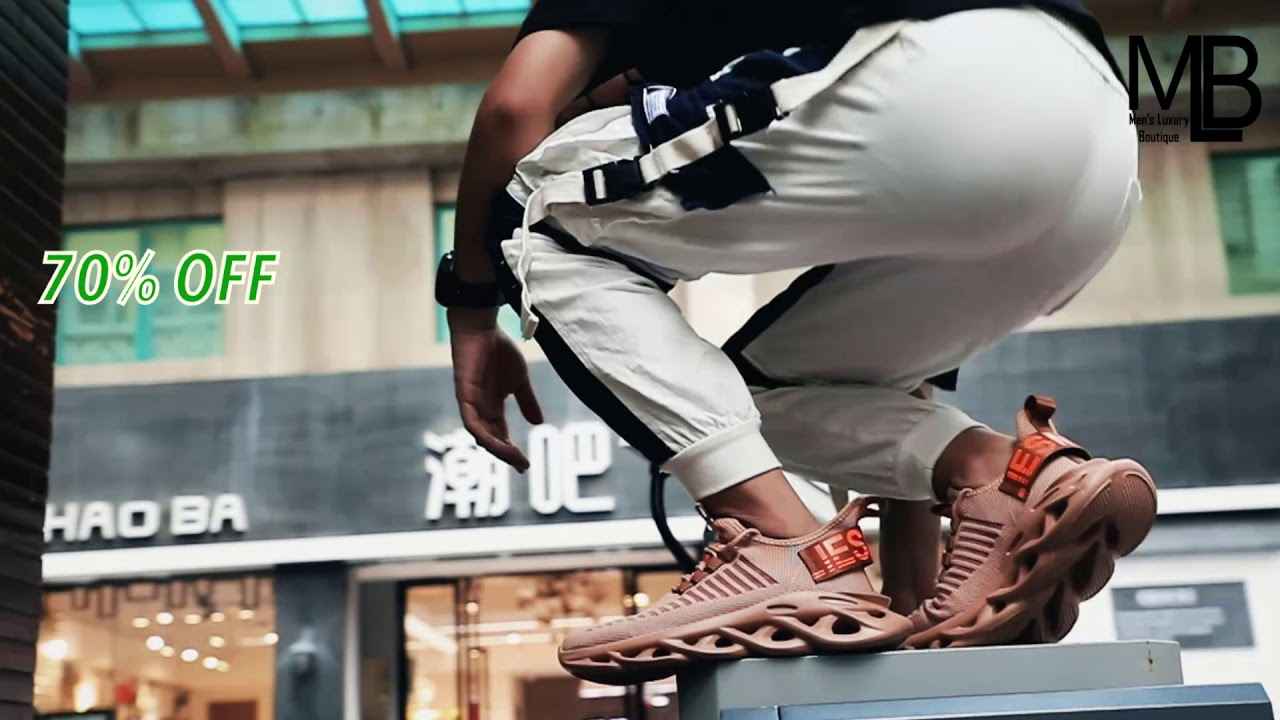 PHANTOM 'Mohawk Rogue' X9X Sneakers