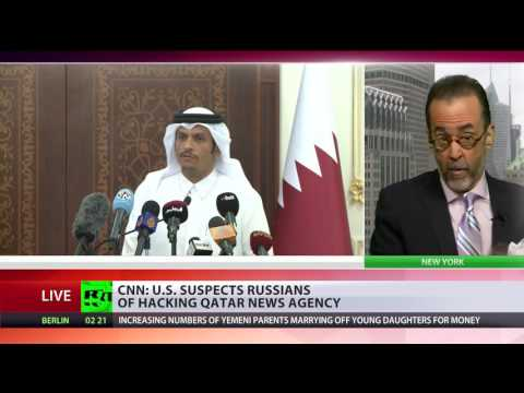 US media seek elusive 'Russian hackers' in Qatar-Arab league crisis
