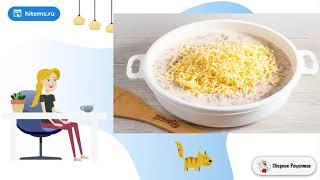 Куриные оладьи с сыром на кефире Стол рецепты с фото