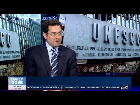 Why the U.S. Left UNESCO - Hillel Neuer on i24