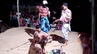 Saraswati puja special (natak- pithe khele Pete soi)