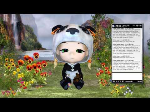 Virtual Assistant Denise 2012 Guile 3D Studio - Little Nana Skin