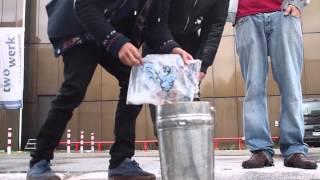 Bartosz - Ice Bucket Callenge Fail