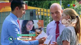 Tengo fe: Testigos de Jehová - Telefe Noticias